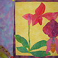 Orchid-Wall Hanging
