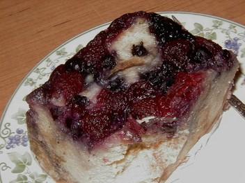Mixberrybreadpudding